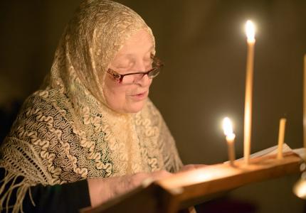 6 декабря 2019. Утренняя служба на праздник св.  Александра Невского